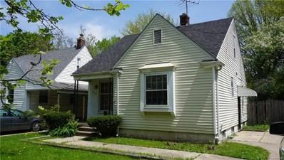 6112 Neff Avenue, Detroit, MI 48224 - MLS#: 218100371