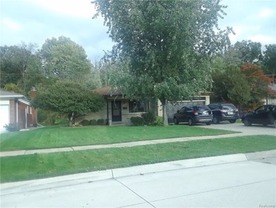 33818 Swan Dr Drive, Sterling Heights, MI 48312 - MLS#: 218100377