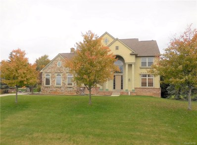 1180 Invitational Drive, Metamora Twp, MI 48455 - MLS#: 218100390
