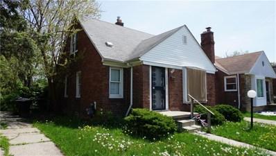 18820 Klinger Street, Detroit, MI 48234 - #: 218100397