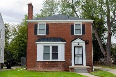 327 Newport Street, Detroit, MI 48215 - MLS#: 218100406
