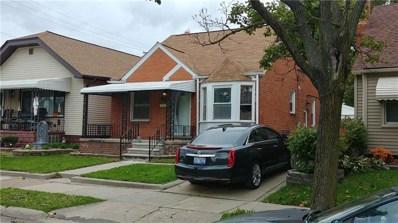 1488 Cleveland Avenue, Lincoln Park, MI 48146 - MLS#: 218100422