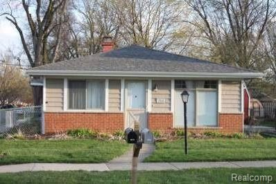 28011 Long Street, Livonia, MI 48152 - MLS#: 218100447