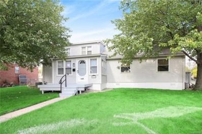 26112 Hass Street, Dearborn Heights, MI 48127 - MLS#: 218100492