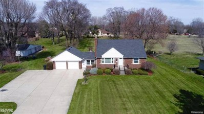 13331 21 Mile Road, Shelby Twp, MI 48315 - MLS#: 218100499