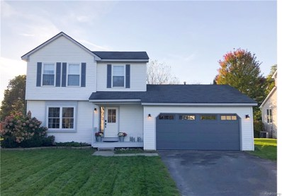 760 Doral Drive, Oxford Twp, MI 48371 - MLS#: 218100510