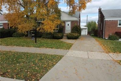 18411 Marquette Street, Roseville, MI 48066 - MLS#: 218100518