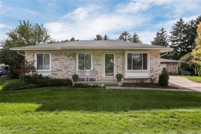 40701 Ray Drive, Clinton Twp, MI 48038 - MLS#: 218100528