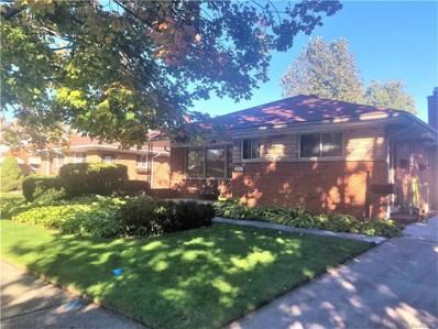 6024 Cronin Drive, Dearborn Heights, MI 48127 - MLS#: 218100536