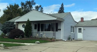 1163 E Guthrie Avenue, Madison Heights, MI 48071 - MLS#: 218100638