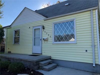 25735 Culver Street, St. Clair Shores, MI 48081 - MLS#: 218100652