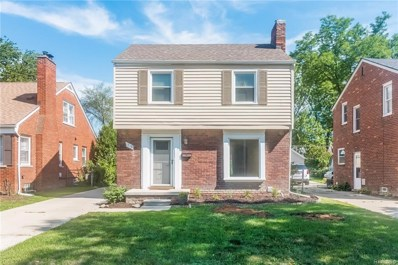 1218 Hampton Road, Grosse Pointe Woods, MI 48236 - MLS#: 218100668