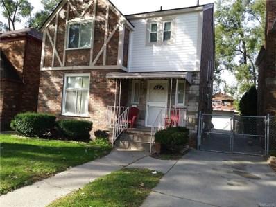 18461 Woodingham Street, Detroit, MI 48221 - MLS#: 218100726