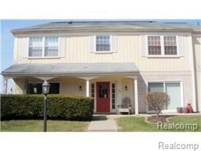 806 Bloomfield Village Boulevard UNIT C, Auburn Hills, MI 48326 - MLS#: 218100744