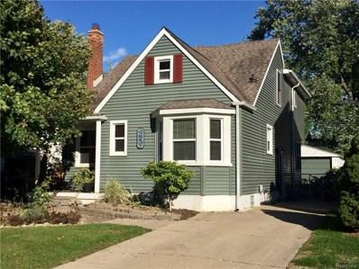 1007 S Wilson Avenue, Royal Oak, MI 48067 - MLS#: 218100815