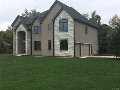 1410 E Square Lake Road, Bloomfield Twp, MI 48304 - MLS#: 218100859