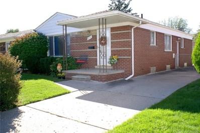 4174 Dudley Street, Dearborn Heights, MI 48125 - MLS#: 218100899