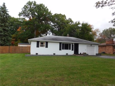 3502 Shelby St, Waterford Twp, MI 48328 - MLS#: 218100922