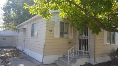 3031 Raskob Street, Flint, MI 48504 - MLS#: 218100928