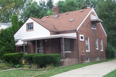 17817 Chester Street, Detroit, MI 48224 - MLS#: 218100956