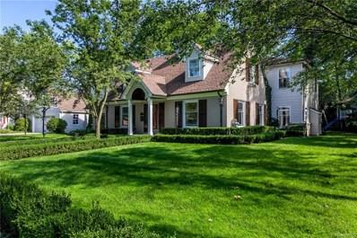 18500 Hillcrest Street, Beverly Hills Vlg, MI 48025 - MLS#: 218100993