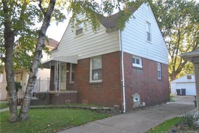 18879 Wood Street, Melvindale, MI 48122 - MLS#: 218101075