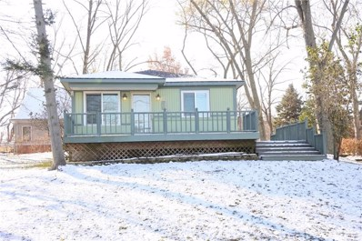 1295 Lakeview, Wolverine Lake Vlg, MI 48390 - MLS#: 218101112