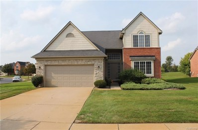47622 Vistas Circle Drive N, Canton Twp, MI 48188 - MLS#: 218101158