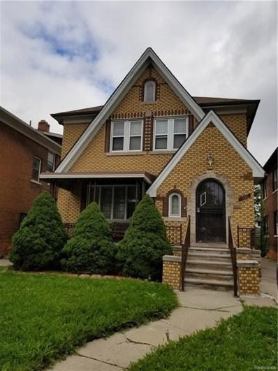 16554 Fairfield Street, Detroit, MI 48221 - MLS#: 218101223