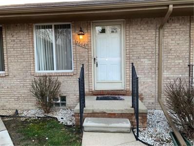 26847 Villa Calabrese UNIT #10, Warren, MI 48091 - MLS#: 218101262
