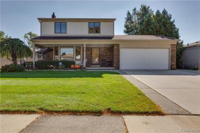 3518 Dobbin Drive, Sterling Heights, MI 48310 - MLS#: 218101336