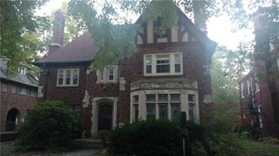 19320 Berkeley Road, Detroit, MI 48221 - MLS#: 218101341