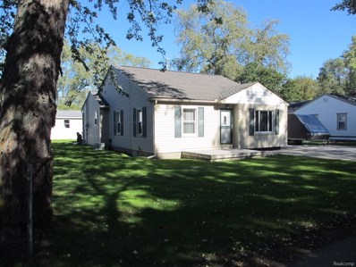 7246 Garvin, Waterford Twp, MI 48329 - MLS#: 218101363
