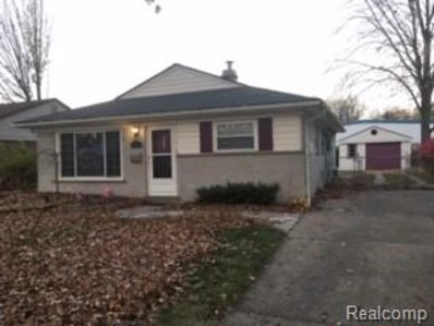 27776 Brush Street, Madison Heights, MI 48071 - MLS#: 218101463