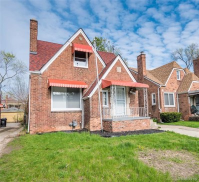 18672 Ohio Street, Detroit, MI 48221 - MLS#: 218101568