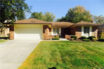 7042 Clampton Court, Canton Twp, MI 48187 - MLS#: 218101605