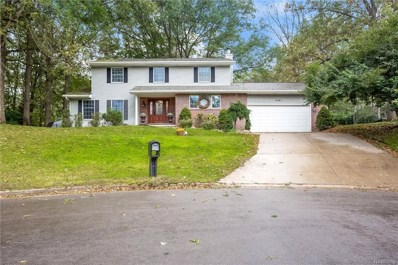5261 Blairmoor Street, Summit Twp, MI 49201 - MLS#: 218101686