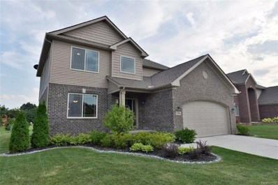20986 Oak Ridge Drive, Clinton Twp, MI 48036 - MLS#: 218102045