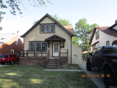 20935 Yale Street, St. Clair Shores, MI 48081 - MLS#: 218102070