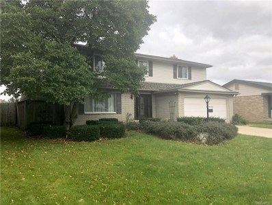 28404 Weddel Avenue, Brownstown Twp, MI 48183 - MLS#: 218102219