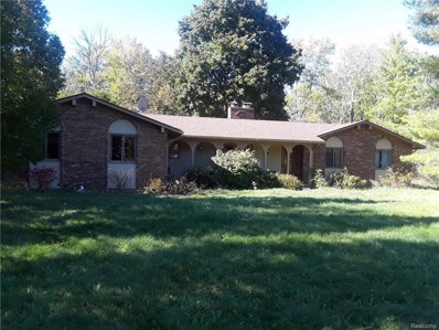 285 Whims Court, Oakland Twp, MI 48306 - MLS#: 218102242
