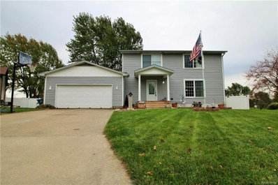 1402 Bluffview Lane, Grand Blanc, MI 48439 - MLS#: 218102319