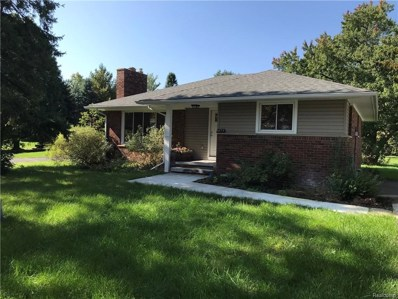 6273 S Rochester Road, Troy, MI 48085 - MLS#: 218102347