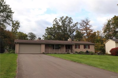 9222 Timberline Court, Grand Blanc Twp, MI 48439 - MLS#: 218102445