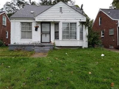 18437 Gilchrist Street, Detroit, MI 48235 - MLS#: 218102454