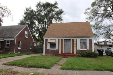 20001 Charest Street, Detroit, MI 48234 - MLS#: 218102498