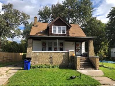 438 Newport Street, Detroit, MI 48215 - MLS#: 218102505