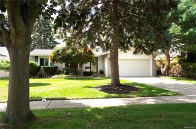 11740 Monsbrook Ct, Sterling Heights, MI 48312 - MLS#: 218102513
