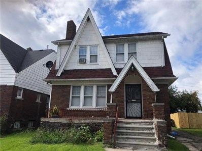 229 Newport Street, Detroit, MI 48215 - MLS#: 218102528
