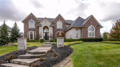 18705 Marble Head Drive, Northville Twp, MI 48168 - MLS#: 218102560